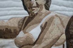Closeup of Esther