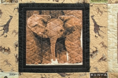 Poppins African Safari Quilt