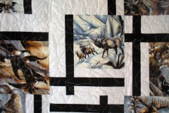 Poppins Wildlife BQ2 Quilt