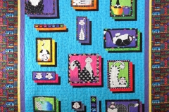 Purrfect Cats Quilt