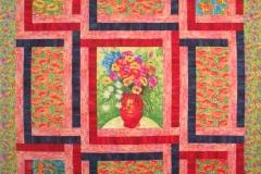 Red Poppy Quilt