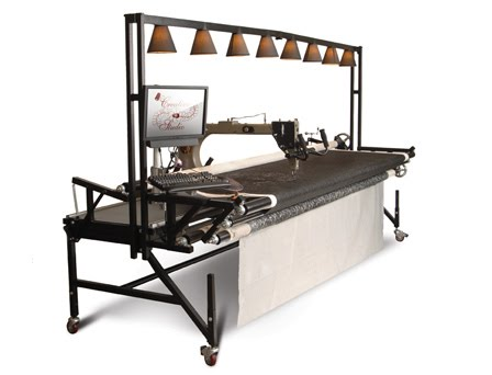 Gammil Statler Stitcher Long-Arm Quilting Machine